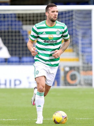 Shane Duffy has scored two in two at Celtic.
