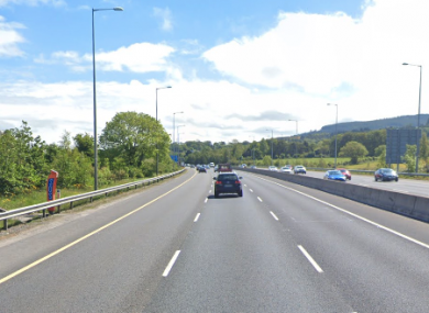 File photo - M50, Dublin