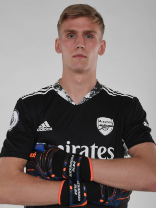 Signed, sealed, delivered: Alex Runarsson joins Arsenal.