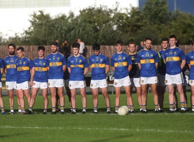 Kilcar are contesting the 2020 Donegal decider.