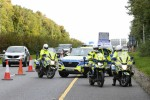 Gardaí at a Covid-19 checkpoint (file photo)