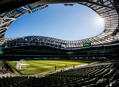Ireland will take on Wales at the Aviva Stadium later today.
