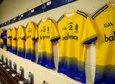 A Roscommon GAA statement was issued this evening.