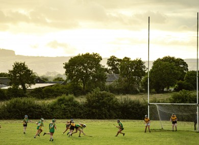 The Camogie Association will monitor the situation over the coming weeks.