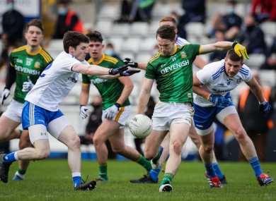 Honours even: Monaghan survive after draw in Clones.