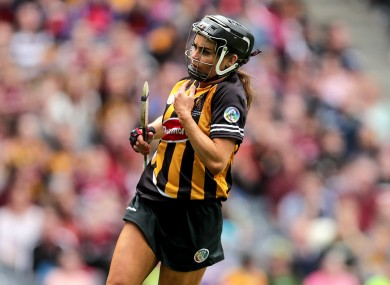Kilkenny camogie star Katie Power.