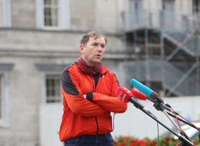 Gino Kenny TD is seeking to legislate for assisted dying.