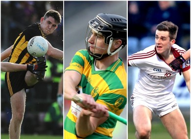 Mountbellew, Blackrock and Slaughtneil are some of the teams chasing club glory.