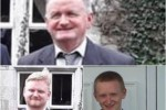 Tadgh O'Sullivan and his sons Mark and Diarmuid were found dead on Monday