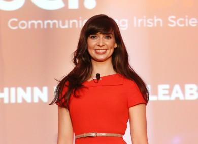 Dr Aoibhinn Ní Shúilleabháin welcomed the news.