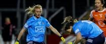 Dublin star Carla Rowe fired 2-4.