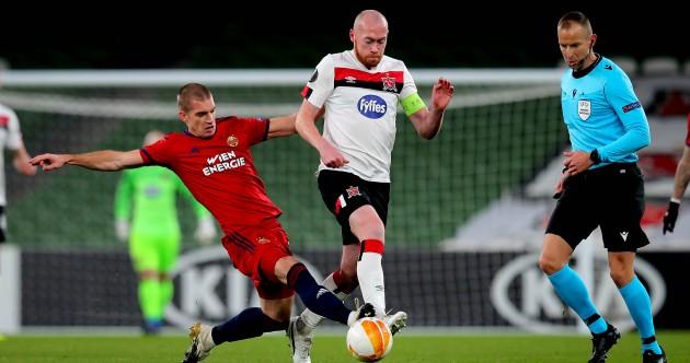 As it happened: Dundalk v Rapid Vienna, Europa League