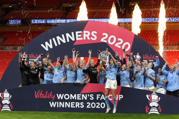 Жіночі команди: Манчестер Сіті