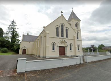 Our Lady of Lourdes Church in Mullahoran.