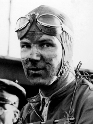Dick Seaman pictured in 1936.