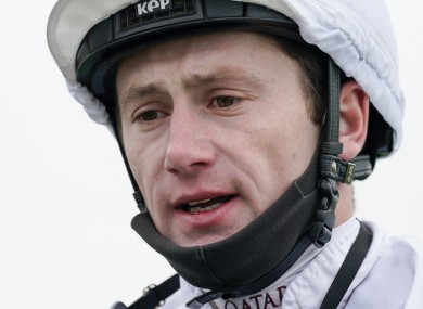Oisin Murphy pictured recently at Newmarket.