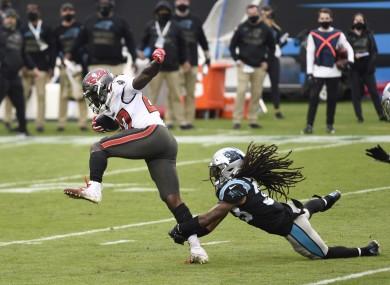 Jones: 98-yard run was one yard shy of NFL record.