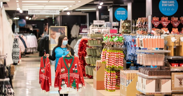 'Stay away from crowded shops, streets and buses': Caution urged as retailers open back up for Christmas shopping