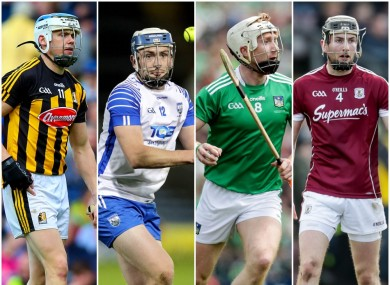 Kilkenny, Waterford, Limerick and Galway are in semi-final action.