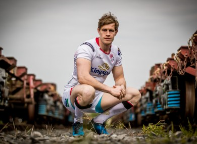 Ulster and Ireland legend Andrew Trimble.