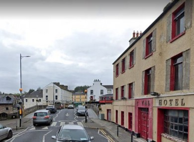 Boyle in Roscommon was one of the towns in the initial pilot project