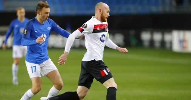As it happened: Molde v Dundalk, Europa League