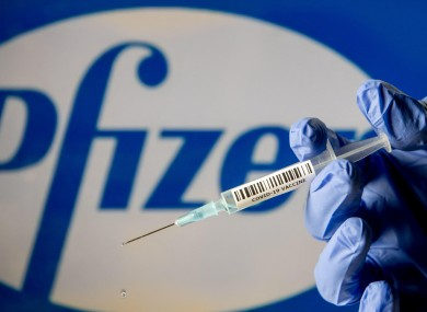 """Micheál Martin said panning is underway as how to roll out a vaccine, with the infrastructure for the Pfizer/BioNTech vaccine """"already coming into play"""