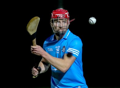 Liam Murphy in action for Dublin.