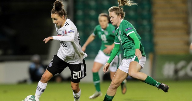 As it happened: Republic of Ireland vs Germany, Euro 2022 qualifier