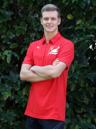 Mick Schumacher will drive for Haas next year.