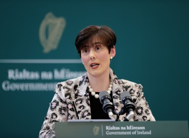 Counsel for the State denied the claims against Minister Norma Foley and claims the system was