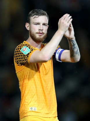 Irish defender Mark O'Brien made over 100 appearances for Newport County.