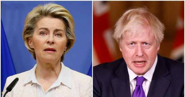 Brexit trade talks: Boris and Ursula to meet in coming days to discuss final 'significant differences'