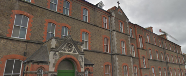 Our Lady of Lourdes convent on Sean McDermott Street.