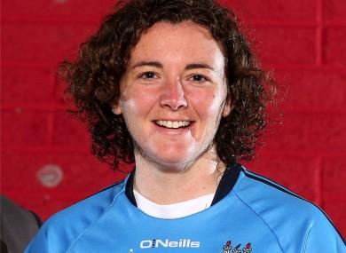 Clíodhna O'Connor was an All-Ireland winner in 2010.