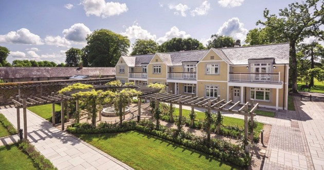 Five-star living: Beautiful home in a walled garden on the idyllic Mount Juliet Estate