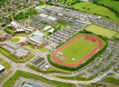 Sporting Facilities at CIT.