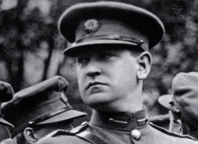 Collins was shot in an ambush at Béal na Bláth, Cork on 22 August 1922