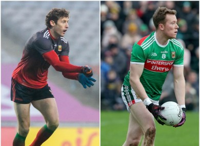 David Clarke and Donie Vaughan have decided to call time on their inter-county careers.