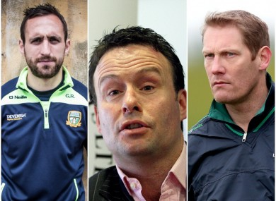 Part of Meath's new U20 coaching team.