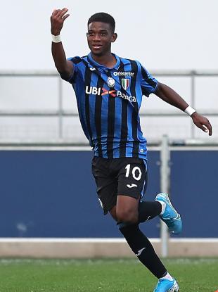 Amad Diallo (file photo).