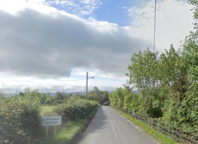 File Image: L4306 road, near Bashna, Co Tipperary.