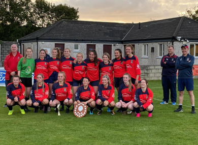 Cobh Ramblers FC have reached an agreement with Springfield Ramblers which will see the club return to women's football in 2021.