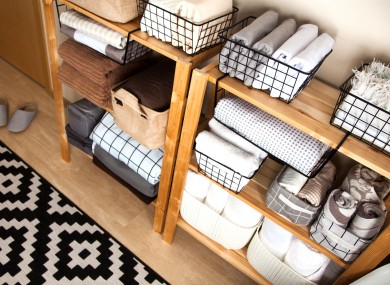 Your storage might not look like this - but at least you can dream