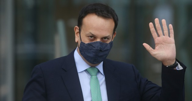 Further restrictions not ruled out, says Varadkar as hospitals under 'extreme pressure'