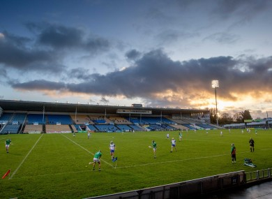 A view of Semple Stadium for last November's Munster hurling final.