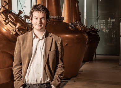 Leading whiskey historian Fionnan O'Connor, who discovered a collection of vintage whiskey mashbills, or recipes, now back in production for the first time in almost a century.