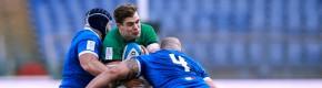 Liveblog: Italy v Ireland, Six Nations Championship