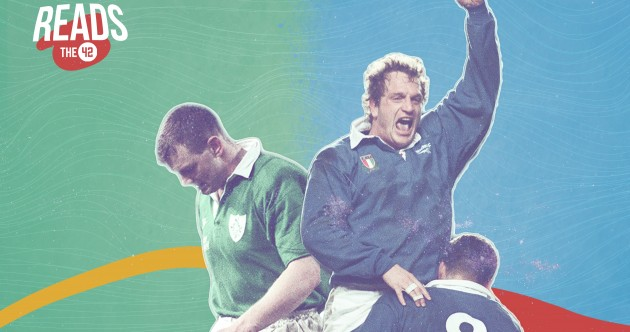 The days when Ireland couldn't buy a win against Italy