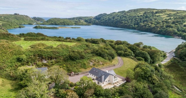 Sunset swim? Wind down in West Cork at this dreamy waterside retreat for €675k